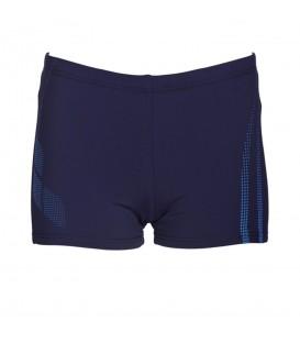 Bañador Arena Shadow Junior 000127-708 para niño en color azul marino, en chemasport.es encontrarás difrentes modelos de bañadores para niño