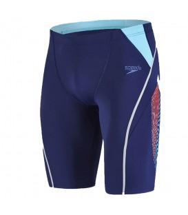 Bañador Speedo Fit Splice Jammer 8-10378B812 para hombre en color azul marino, en chemasport.es encotnrarás más bañadores al mejor precio