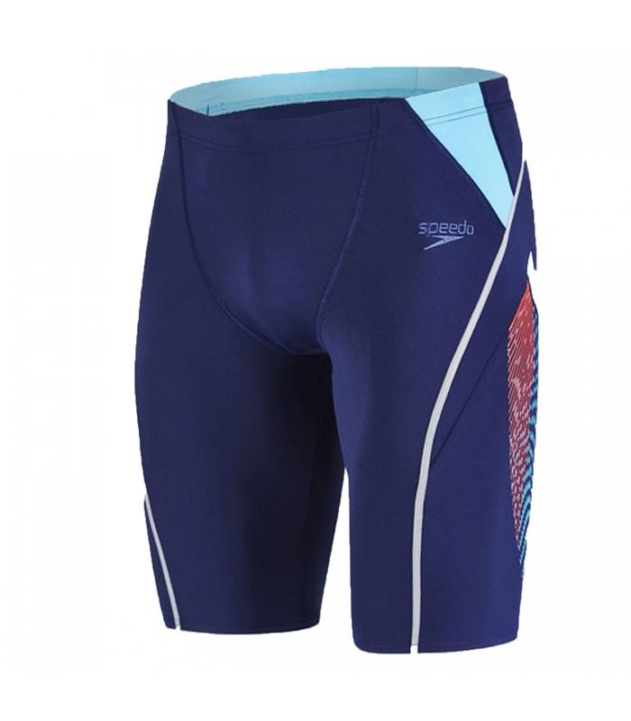 6f0be4149ab9 Bañador Speedo Fit Splice Jammer para hombre en color azul marino