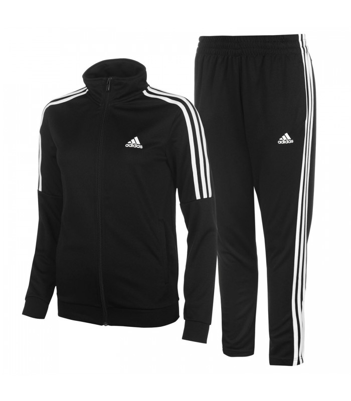 09c17a325a72f Chándal adidas Tiro Tracksuit para mujer en color negro