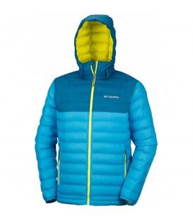 Compra ahora tu cazadora Columbia Men's Powder Lite™ Hooded Jacket de color azul al mejor precio y recíbela en 48 horas. Cazadoras técnicas, de trecking y más.