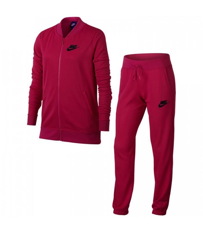 diseño atemporal servicio duradero nueva lanzamiento Chándal Nike Sportwear para niños en color rosa