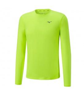 Compra en chemasport.es tu camiseta de running Mizuno al mejor precio, como esta camiseta Mizuno Impulse Core de color amarillo. Ref: J2GA7520 45