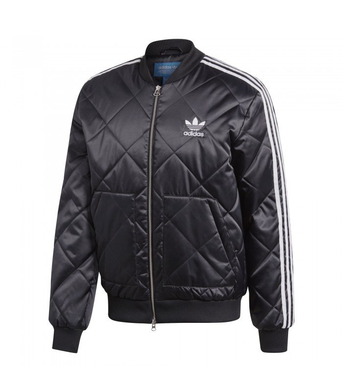 ab0af36ff Chaqueta para hombre adidas SST Quilted Pre