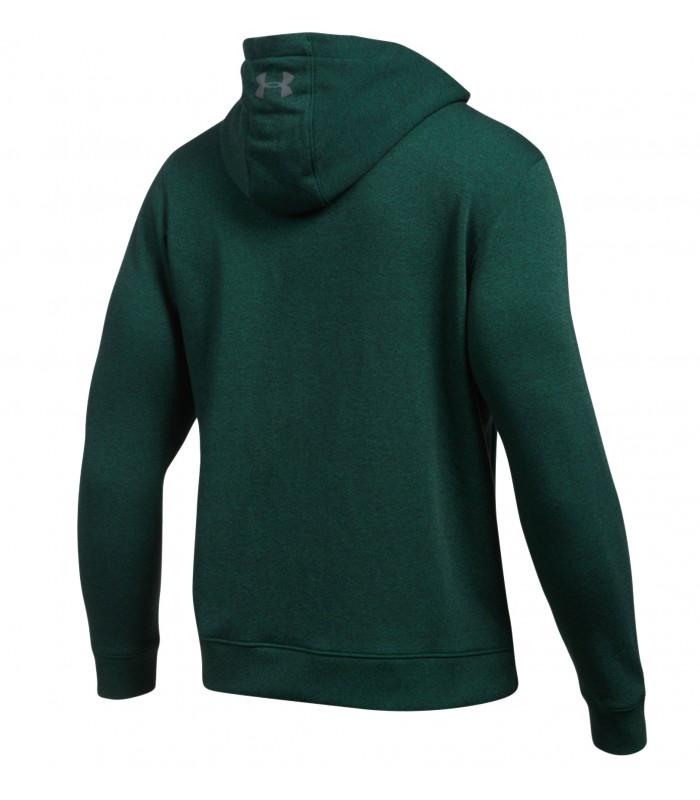 b5c2551ac37 Sudadera con capcucha para hombre Under Armour en color verde