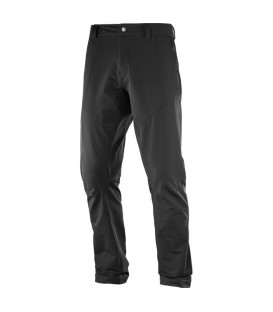 Compra ahora el pantalón Salomon Wayfarer Utility para hombre de color negro al mejor precio en www.chemasport.es.