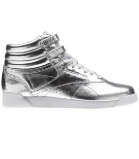 ZAPATILLAS REEBOK F/S HI METALLIC