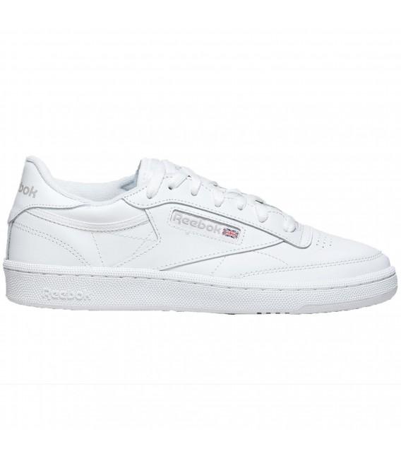 5f75ffd7daa21 Zapatillas Reebok Club C 85 para mujer en color blanco