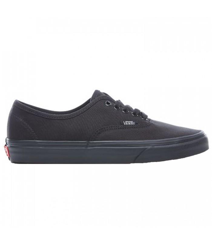 Zapatillas Vans U Authentic en color negro 16bfec06c29