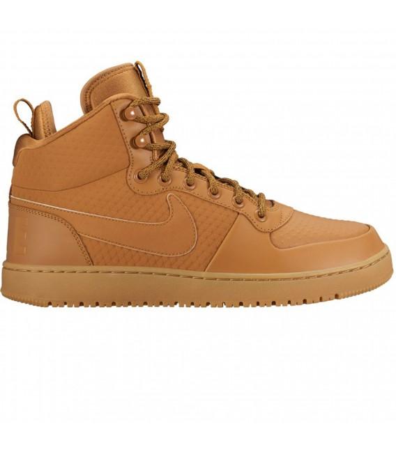 Zapatillas Nike Court Borough Mid Winter color camel 7f698298066