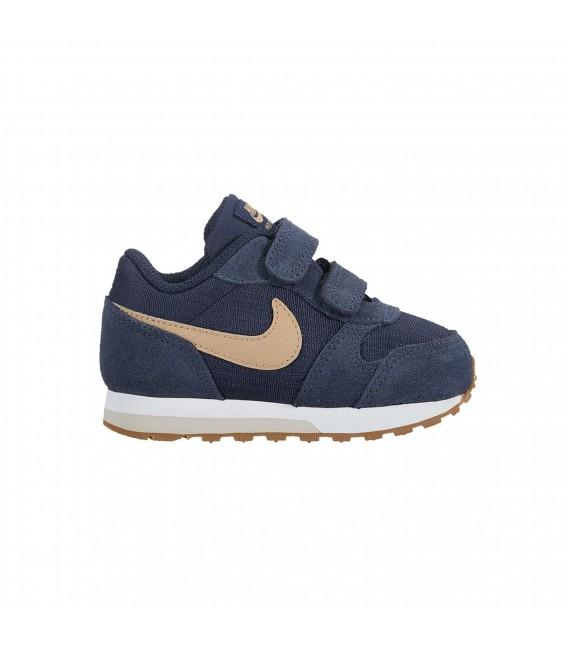 2011cc85f5745 Zapatillas Nike MD Runner 2 TD para niño