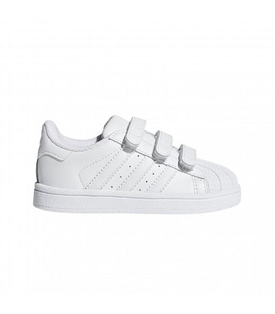 zapatillas niño adidas blancas velcro