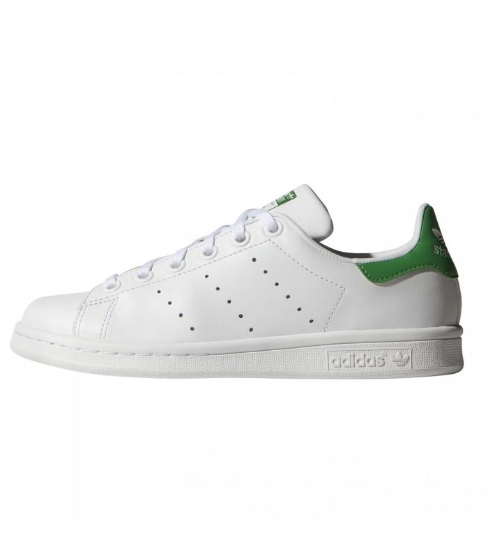 044c0538071 Zapatillas adidas Stan Smith en color blanco y verde