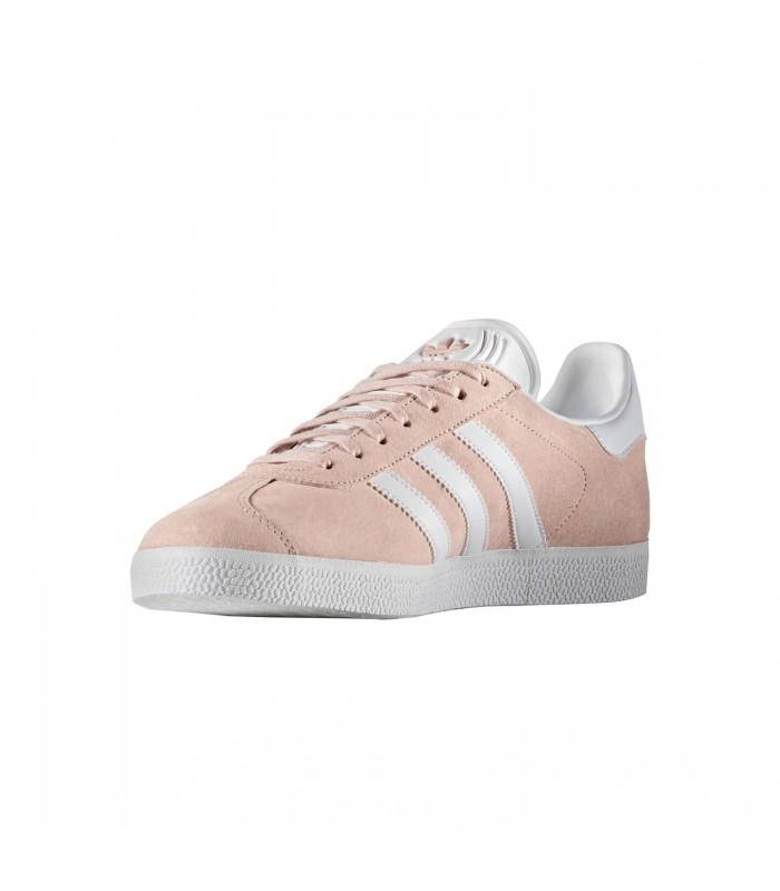 1f2f96edce7 Zapatillas adidas Gazelle para mujer color rosa palo