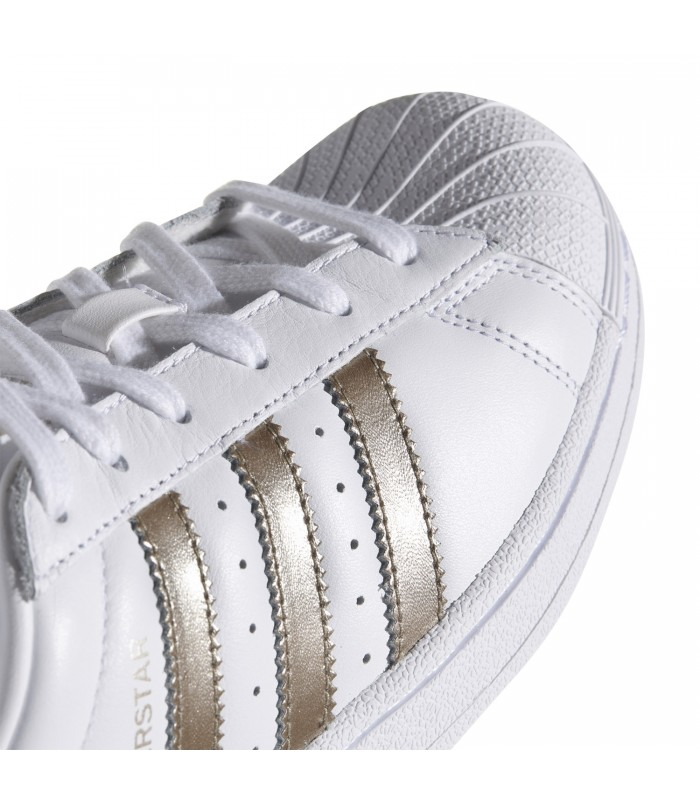 Superstar Zapatillas En Dorado Color Woman Blanco Mujer Adidas Para Y 0mvnN8wO