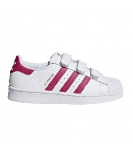 ZAPATILLAS ADIDAS SUPERSTAR VELCRO KIDS