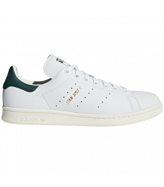 Zapatillas adidas Stan Smith para hombre en color blanco y verde d6d72865e6501