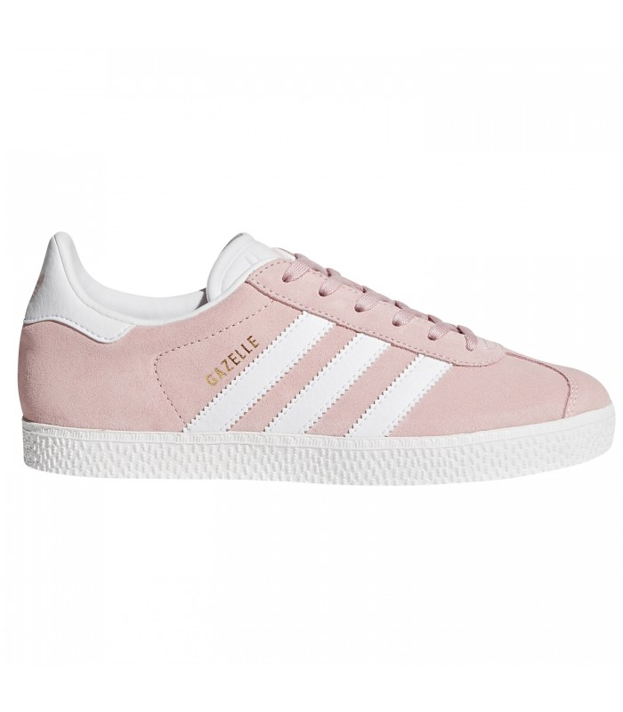 b814d66f745 Zapatillas adidas Gazelle J en color rosa