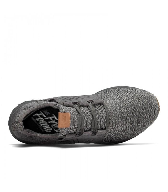 c8bde3a1d75ca Zapatillas New Balance Fresh Foam Cruz para mujer de color gris
