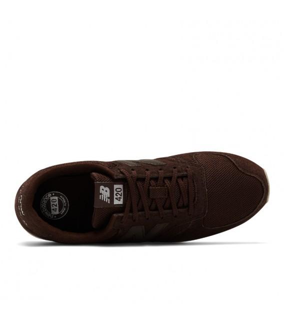 new balance 420 Marrón - Tienda Online de Zapatos, Ropa y ...
