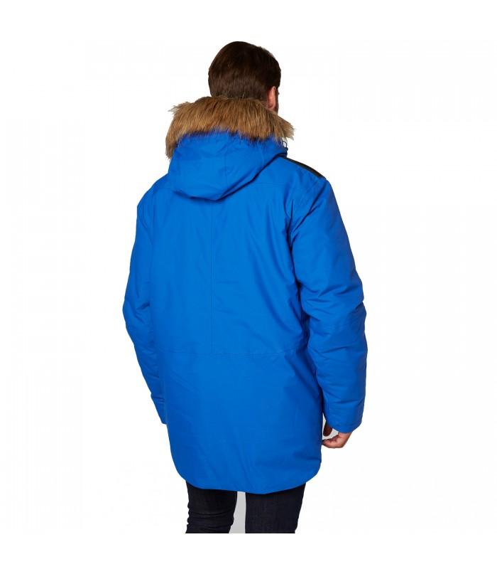 f6e50f6d576 Parka Helly Hansen modelo Svalbard de color azul