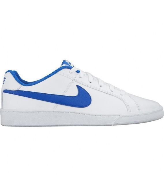 zapatillas nike hombre azul y blanco