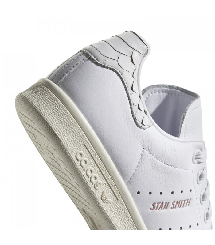 Stan Mujer Blanco W Para En Zapatillas Adidas Color Smith wn0OkP