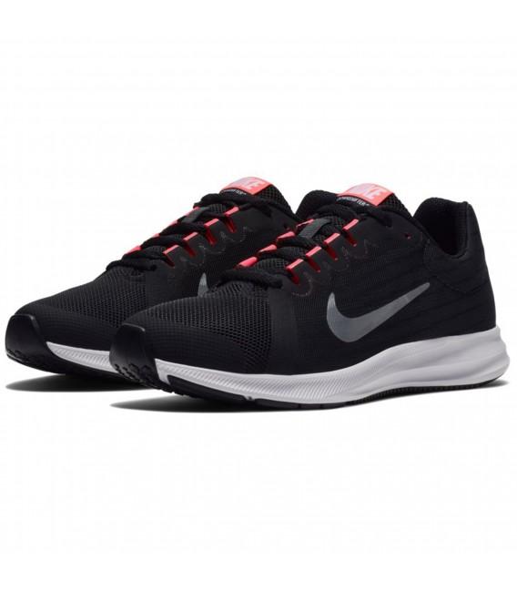 5dd0cae2bd0ab Zapatillas Nike Downshifter 8 en color negro