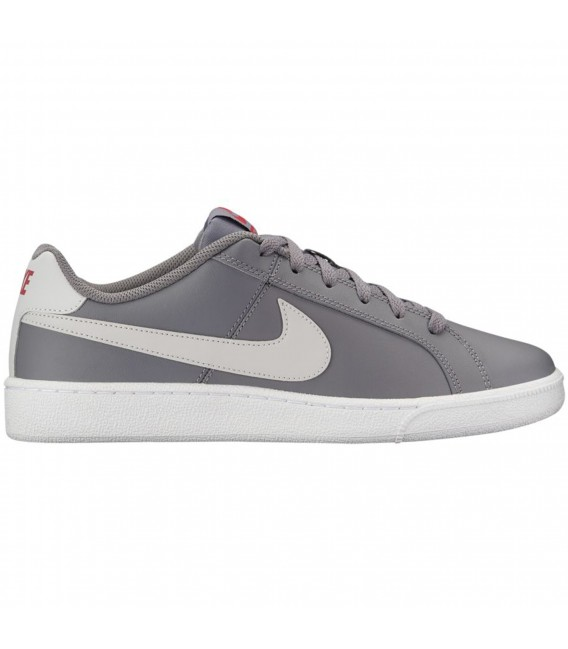 03c525951bb Zapatillas Nike Court Royale para hombre en color gris