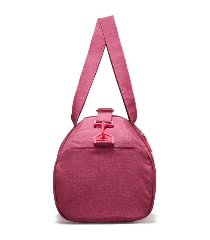 Bolsa deportiva Nike Gym Club para mujer de color rosa
