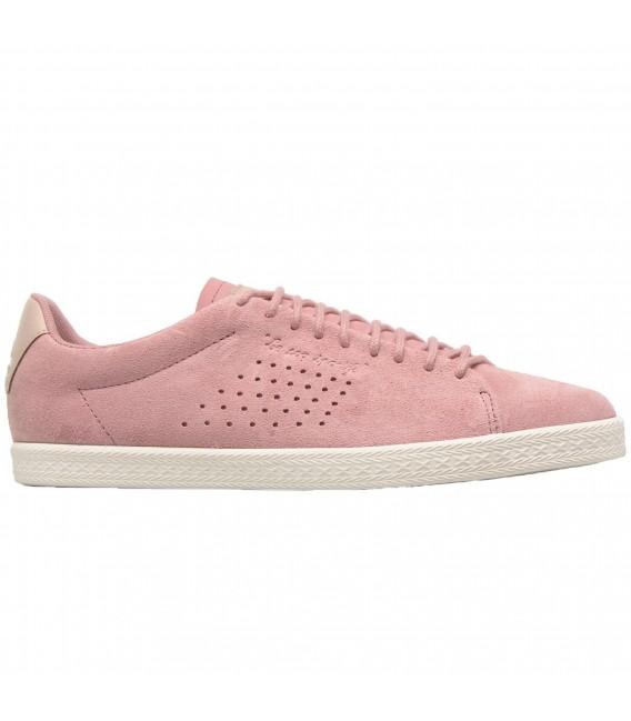 55f7fe30175 Zapatillas Le Coq Sportif Charline para mujer en color rosa