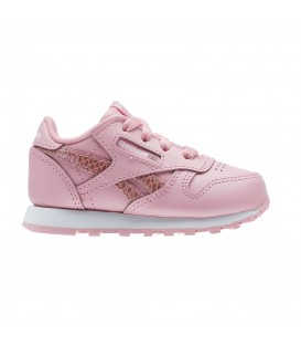 ZAPATILLAS REEBOK CLASSIC LEATHER SPRING BABY CN0320 ROSA