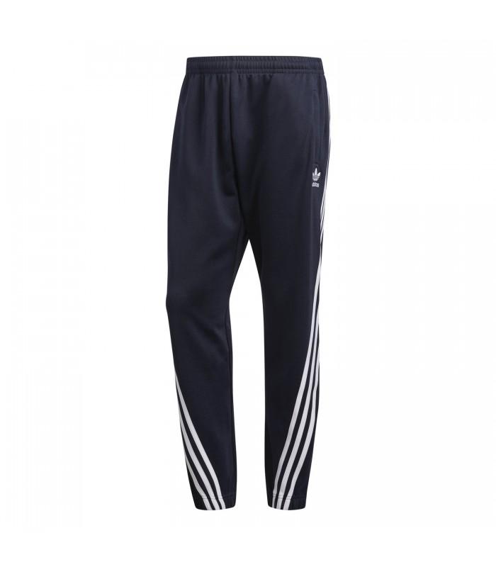 369128a08c7c8 Pantalón adidas Wrap para hombre en color azul marino