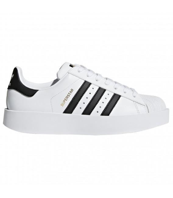zapatillas adidas blanco