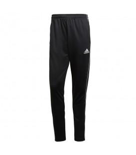 Pantalón de entrenamiento de fútbol para niños Adidas CORE 18 training pant youth CE9034 de color negro. Otros pantalones de fútbol baratos en chemasport.es
