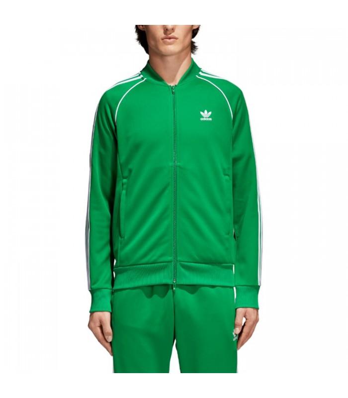 chandal adidas hombre verde