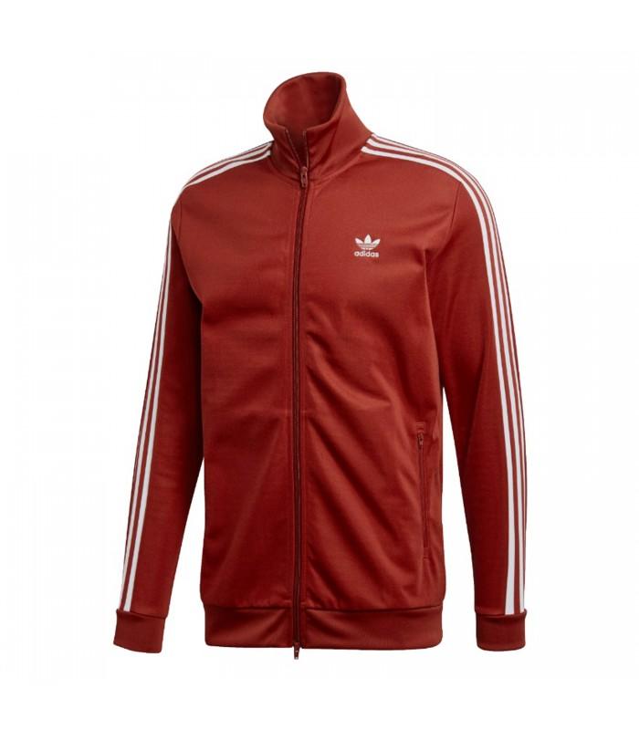 Hombre Chaqueta Para Color En Granate Adidas Beckenbauer XuTOkZiP