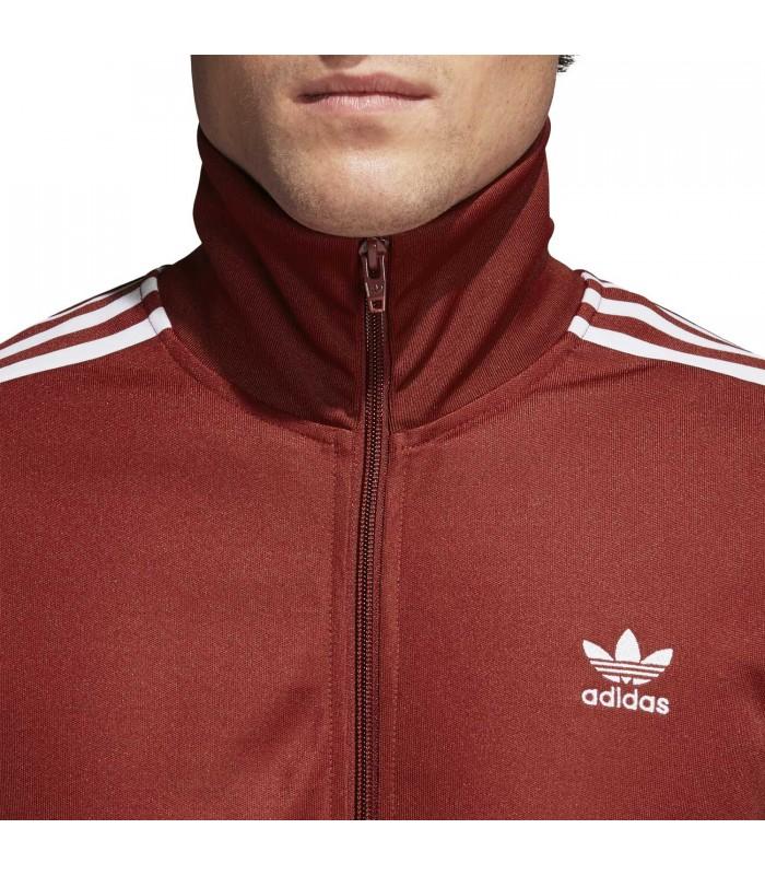 para Chaqueta Beckenbauer hombre en color granate adidas 0n8OkwP