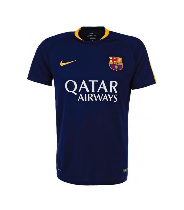 f65823f0485f5 CAMISETA FC BARCELONA FLASH 2015 2016