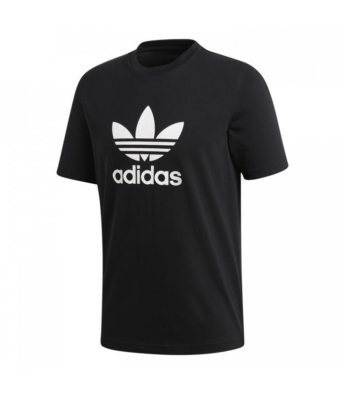 Adidas En Hombre Trefoil Negro Para Color Camiseta OZkN80wXnP