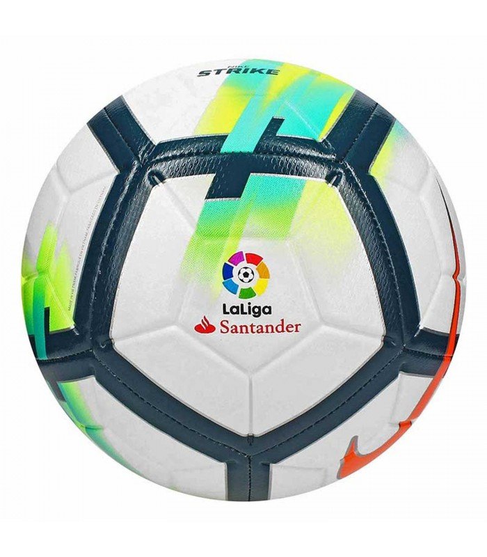 Balón de fútbol Nike Strike La Liga temporada 2017 18 5ce4d0e7888