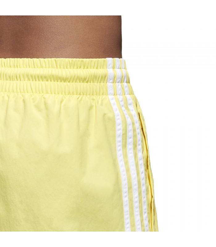 aafa7e839dd4 Bañador de la marca adidas de color amarillo para hombre