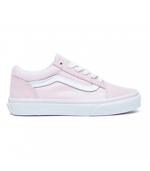 Zapatillas Vans Old Skool en color rosa 8a26373a1013f
