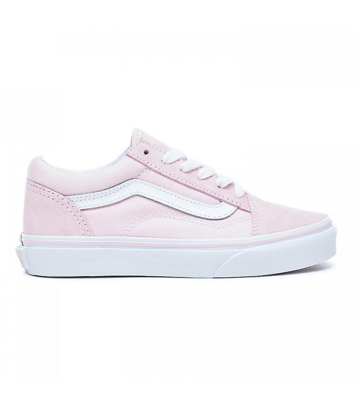 Zapatillas Vans Old Skool en color rosa