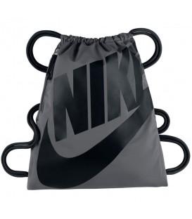 Saquito Nike Heritage Gymsack BA5351-009 en color gris, en chemasport.es encontrarás más sacos y saquitos Nike al mejor precio