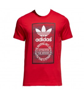 CAMISETA adidas TRACTION IN ACTION TONGUE LABEL CE2244
