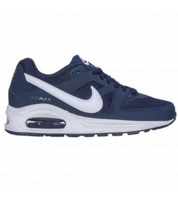 10226c7959 Zapatillas Nike Air Max Command Flex Gs en color azul marino