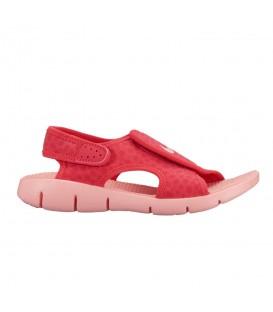 Chanclas de natación para niños Nike Sunray adjust 4 386520-608 de color rosa. Otros modelos de Nike al mejor precio en chemasport.es