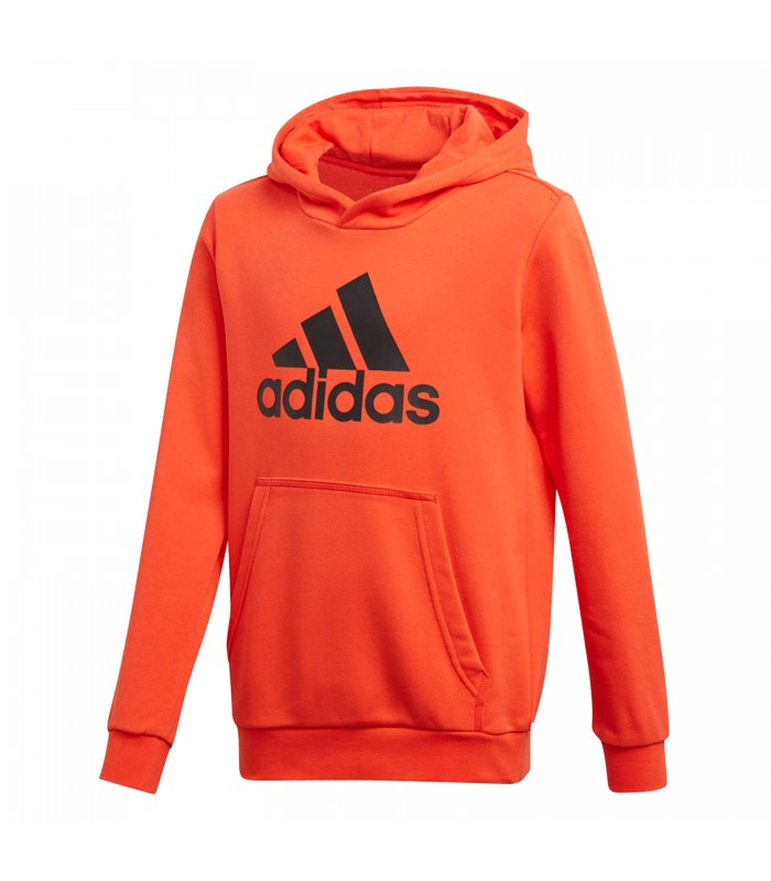 7425634589069 Sudadera adidas Essentials Logo para niños en color naranja