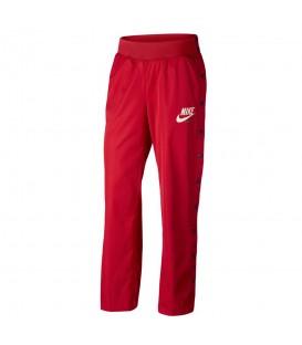 Pantalón Nike Sportwear W 920915-657 de color rojo al mejor precio en chemasport.es